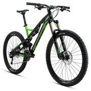 Schönes Mountain Bike Fully Neu
