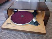 Dual Plattenspieler 1950 51