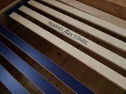 Federholzrahmen Bettrost Lattenrost 210 x