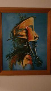 Gemälde Torso