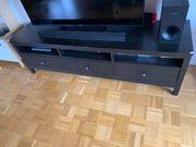 Ikea Hemnes TV Bank zu