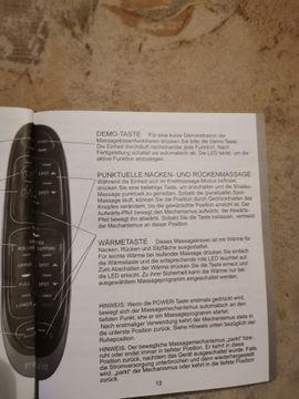 Bild 4 - Massage auflage - Wertheim