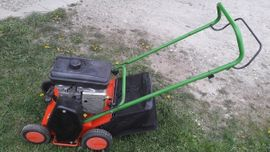 Bild 4 - Agria Benzin Vertikutierer Rasenlüfter mieten - Fridolfing