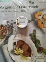 Kochbuch mit Chip für TM