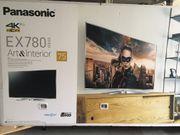 Panasonic 75 Zoll TV - neuwertig