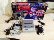 Super Nintendo mit 96 Spiele