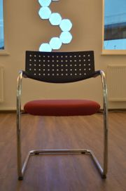 3 Vitra Designer Konferenzstühle - Visavis