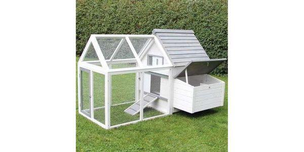 Hühnerstall Hühnerhaus Kaninchenstall Tierstall mit