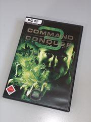 PC Spiel Command Conquer 3 -