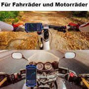 Fahrradhandyhalter NEU Motorradhandyhalter Fahrrad Motorrad