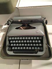 Koffer- Schreibmaschine Torpedo