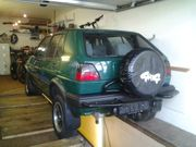 Golf 2 Country Syncro in