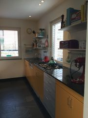 Einbauküche mit Granitarbeitsplatte zu verkaufen