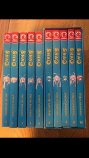 Shao die Mondfee 1-10 Manga