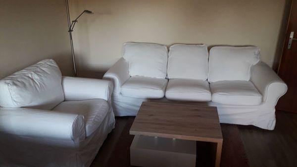 IKEA Ektorp 3er Sofa und