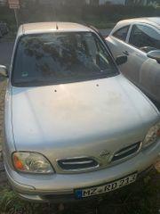 Nissan micra 2001 tüv fast