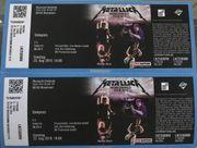 METALLICA Tickets Mannheim