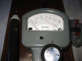 Elektronik - Revitester Multimeter Metrawatt Messgerät Messtechnik