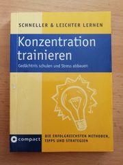 Konzentration trainieren - Gedächtnis schulen und