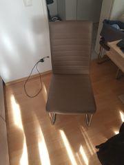 Wohnzimmer Stühle 4 Stück TOP