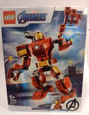 LEGO Super Heroes 76140 Iron