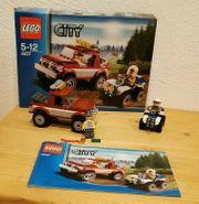 Lego City 4437 Verfolgungsjagd im