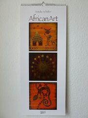 African Art Kunst Kalender 2013