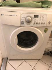Waschmaschine zu verschenken funktionstüchtig