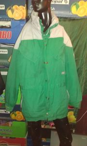 grüne Jack Wolfskin Herrenjacke größe