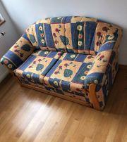 2-Sitzer Sofa mit Schlaffunktion