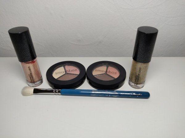 MakeupSet MAC Eyeshadow liquid Smashbox