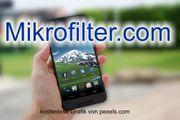 Top-Level com Domain - Mikrofilter com -