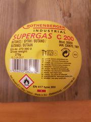 Gaskartuschen Stechkartuschen Rothenberger