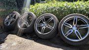 Alufelgen Reifen 18 Zoll MOTEC -