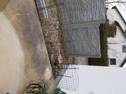 Biete Betonmauer an Platten Betonplatten