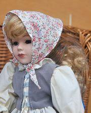 Puppe Liesl 38 cm groß