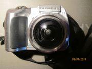 Fotokamera digital Olympus 71 1