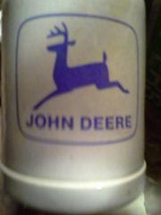John Deere Orginal Steinkrug aus