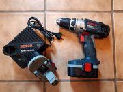 Bosch 18VE-2 Professional Akkuschrauber Ladegerät