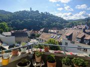 Über den Dächern von Weinheim