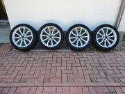 Audi A4 S4 Winterkompletträder Conti