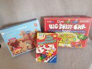 Mehrere Spiele für Kinder - Das