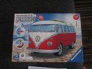 3D PUZZLE - Volkswagen T1