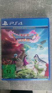 Dragon Quest 11 Ps4