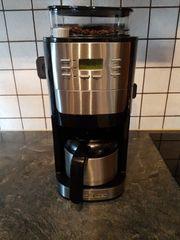 Thermo Kaffeeautomat mit Mahlwerk Timerfunktion