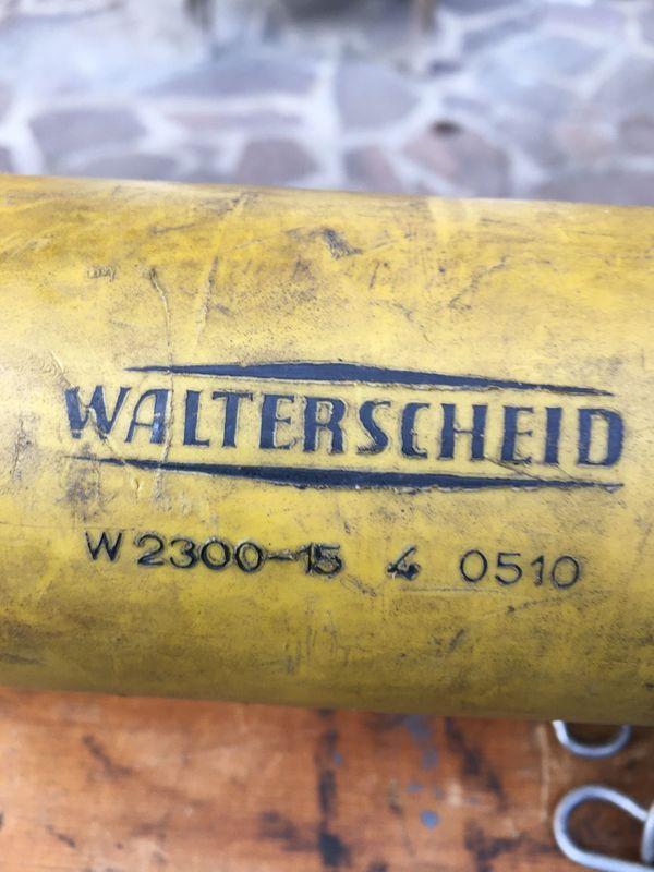 Zapfwelle Walterscheid W 2300-15 0510