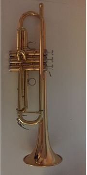 Yamaha Bb Trompete