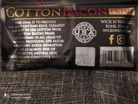 Elektronik - cotton bacon watte E-Zigarette