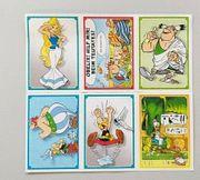 Asterix Panini Aufkleber Sticker Sammelbilder