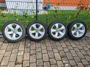 ALU - Winterkompletträder für BMW E60